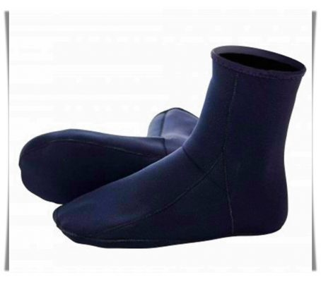footlets for scuba diving