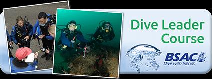 BSAC Dive Leader
