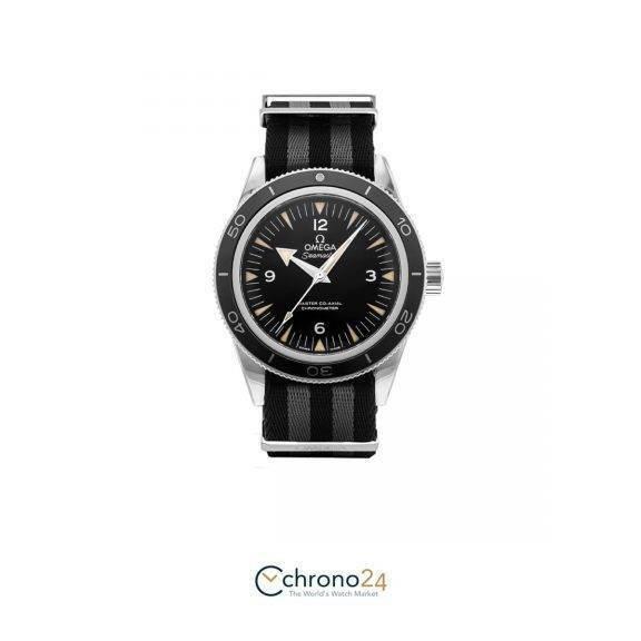 Die besten Bond Uhren: Omega Seamaster