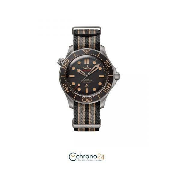 Die besten Bond Uhren: Omega Seamaster 300M