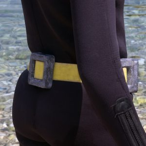 weight belt for scuba diving