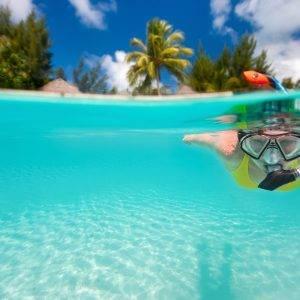 pendulum breathing snorkeling